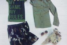 outfit / ti aiutiamo a creare i tuoi outfit