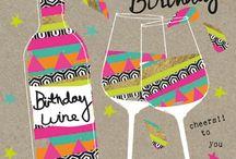 Birthday / Happy birthday
