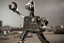 Robots and rayguns / by Emil DeGrey