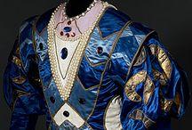 costume oiseau bleu