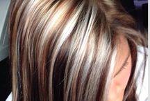 hair color / Highlights / by Amy Latta Herndon