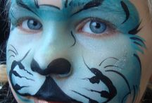 Face Paint Designs