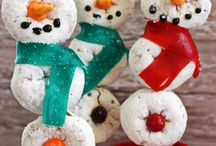 Christmas Cookies & Other Treats / by Erika Bragdon (Musings From a SAHM)