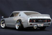 Nissan Skyline Kenmeri