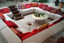 Dreamy living spaces / by Vivian Hartsell