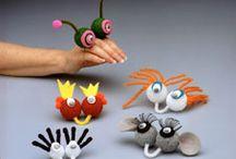 kézzel készült játékok gyerekeknek