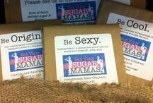 Not Your Sugar Mamas - raw chocolate made here on MV,YUM!