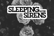 Sleeping with sirens / ☆*:.。. o(≧▽≦)o .。.:*☆