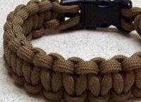 Bracelets de corde