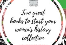 Books about strong women and girls / Children's books about strong women and girls