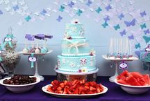 Butterfly Themed Party / by Hooked On Beauty