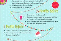 Bachelorette party pinspirations