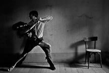 Dancing  / by Nichole W