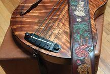 semi hollow bass