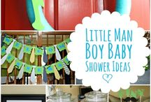 Boy Baby Showers!!!