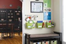 Back to School Organization / by Jenny