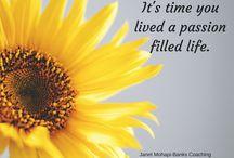 Transformational Life Coaching / Learn. Grow. Live.