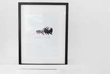 black&white / by Tonje Kyte Forever Love