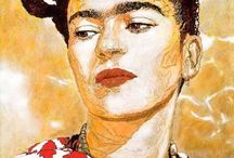 Frida Gahlo art.