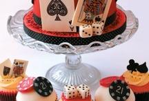 Cakes - Vegas Theme