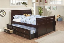 Full Trundle Beds / Full size beds with trundle and drawers