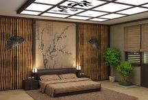 10 false ceiling designs in Japanese style for living rooms / 10 false ceiling designs in Japanese style for living rooms