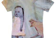 Clothing, t-shirts / Art on clothing