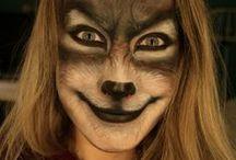 Cooles Makeup