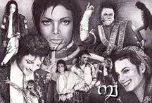 Michael Jackson en dessin ♥ / Que des dessins de Michael Jackson ♥ Sublime ♥