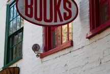 Bookshops / Virtual explorations of bookstores big and small. / by caitimai