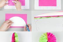 Origami og papir