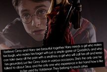 Harry Potter Couple quotes