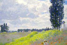 quadro Clode Monet