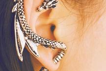 pircings & earring