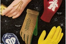 Vintage Knitted Gloves / by Vintage Knitting