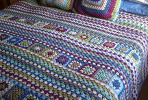 Blankets / Aghans - Crochetrelated / Crochetwork and patterns I've found online.