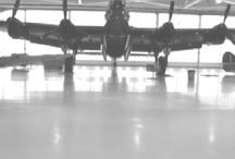 WW2 era airplanes / I'm not really into aviation but I've always liked these airplanes. It's a great day for adventure!