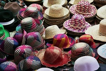and some hats. ....