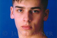 Jan J. Vágner Photography / Male Models photographed by Jan J. Vágner & more