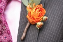 Boutonniere Ideas / by Apple Blossoms Floral Designs Tampa