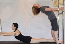 Pilates Teachers, Students and Friends