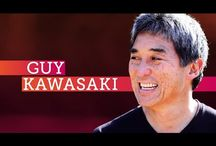 60 Second Startup Videos for Entrepreneurs from The Art of the Start 2.0 by Guy Kawasaki / Guy Kawasaki's 60 Second Startup Series from The Art of the Start 2.0. Learn to be the entrepreneur you've always wanted to be. / by Guy Kawasaki