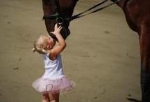 horse loving...