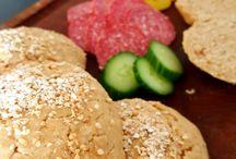 Bagværk/- boller og brød
