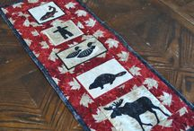 Quilts: table runners / by Krymsen Suelzle