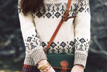 N is for Nordic Chic / See how to wear all the hottest Fall/Winter 2014 trends in the Sydne Style A-Z Trend Guide   http://www.sydnestyle.com/a-z-trend-guide-fallwinter-2014-runway/ #sstrendguide / by Sydne Summer