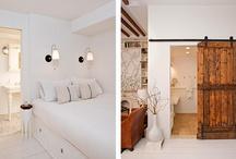 : B A R N  D O O R S : / by Amber Interiors
