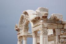 aesthetic || Greek and Roman stones