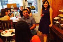 ProductiviTEA / ProductiviTEA held at Podunk Tea Shop in New York