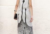 ropa informal reciclada